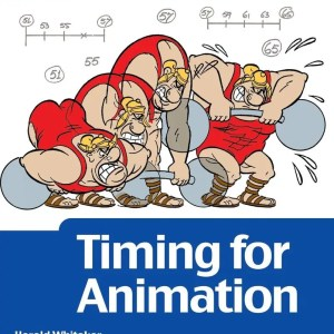 Libros para aprender Animacion - timming for animation