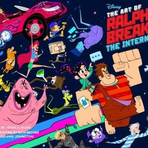 The Art of Ralph Breaks the Internet: Wreck-It Ralph 2
