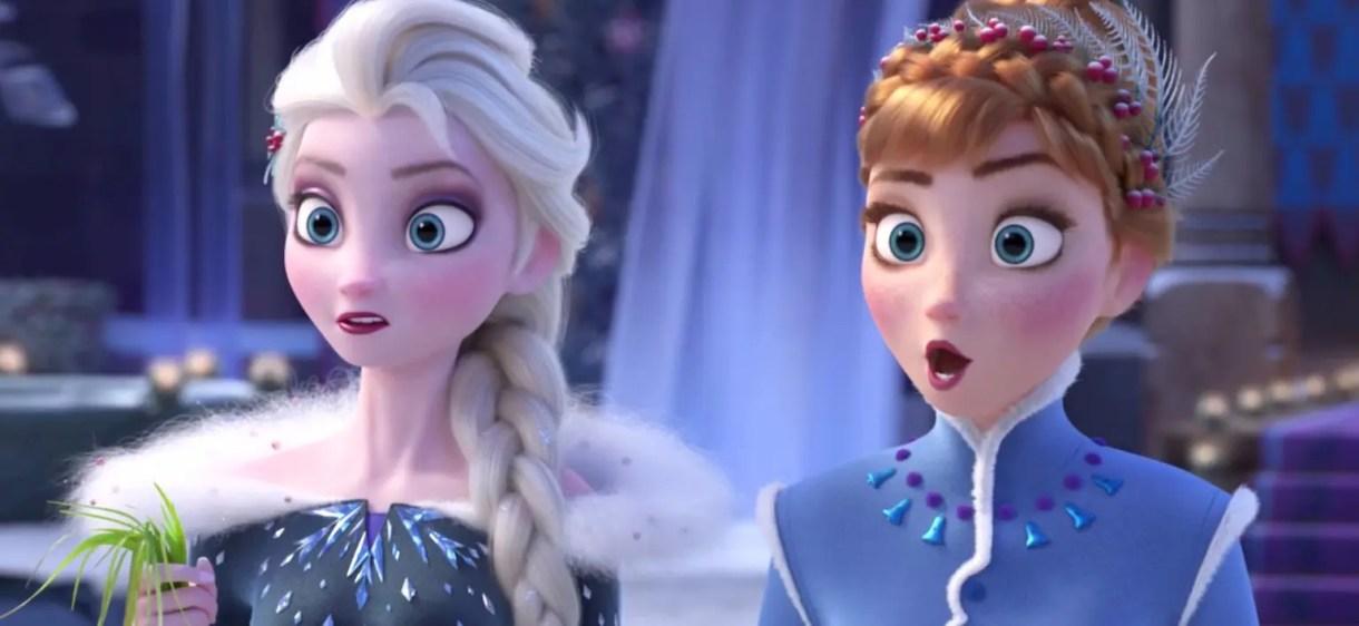 frozen 2 estreno