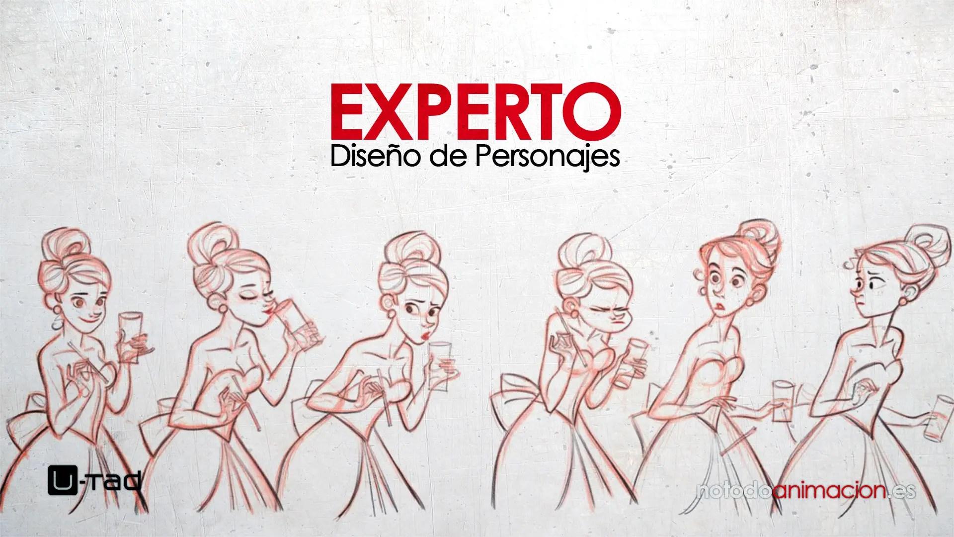 Curso de Diseño de Personajes