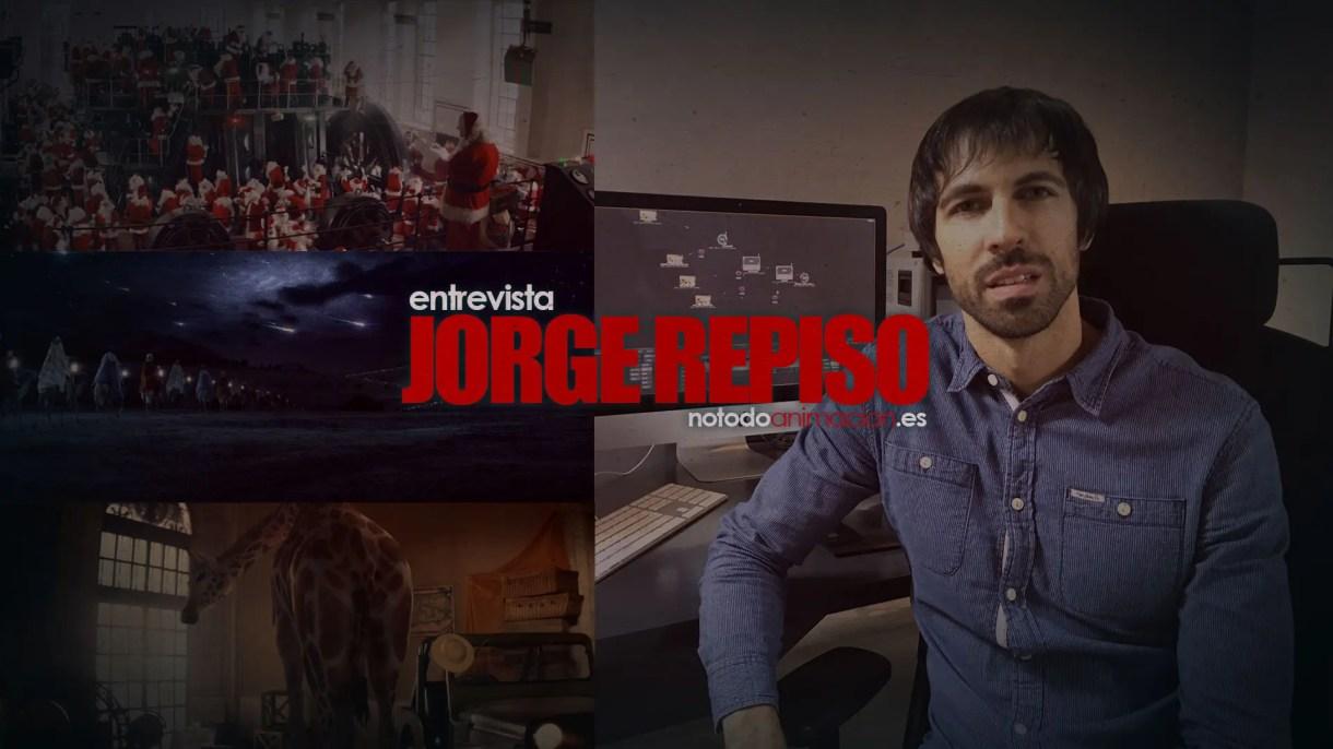 Entrevista Jorge Repiso - Senior Flame Artist