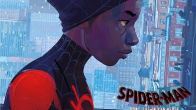 el arte de spiderman un nuevo universo