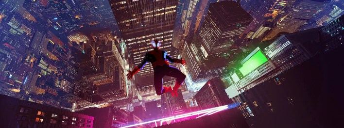 alberto mielgo concept art spider-man spider-verse