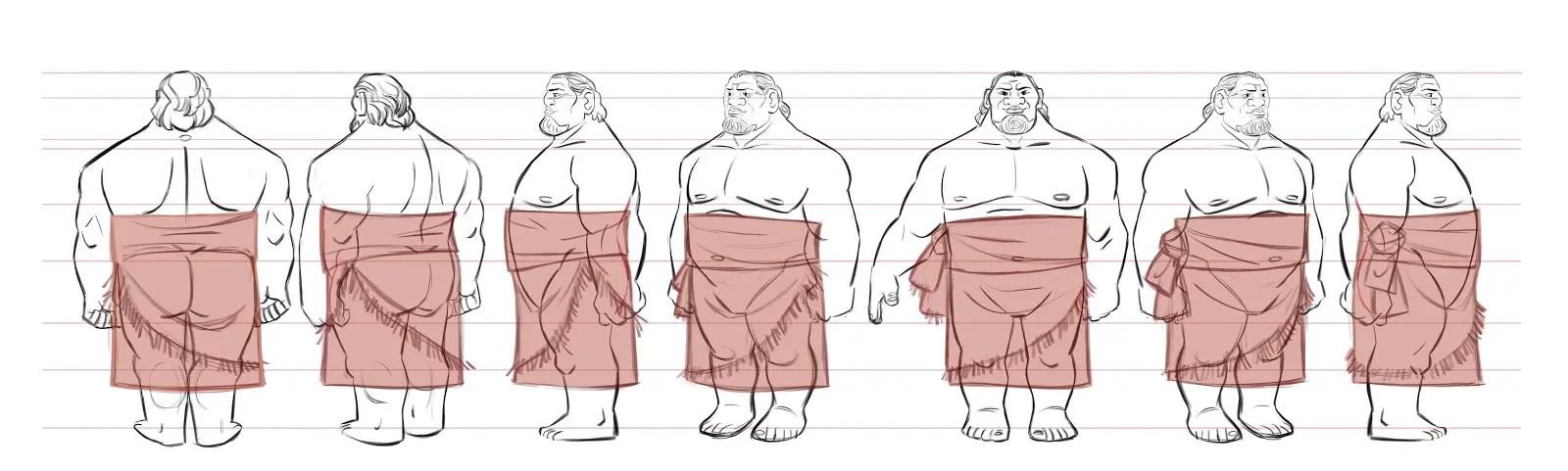 Curso diseño de personajes online