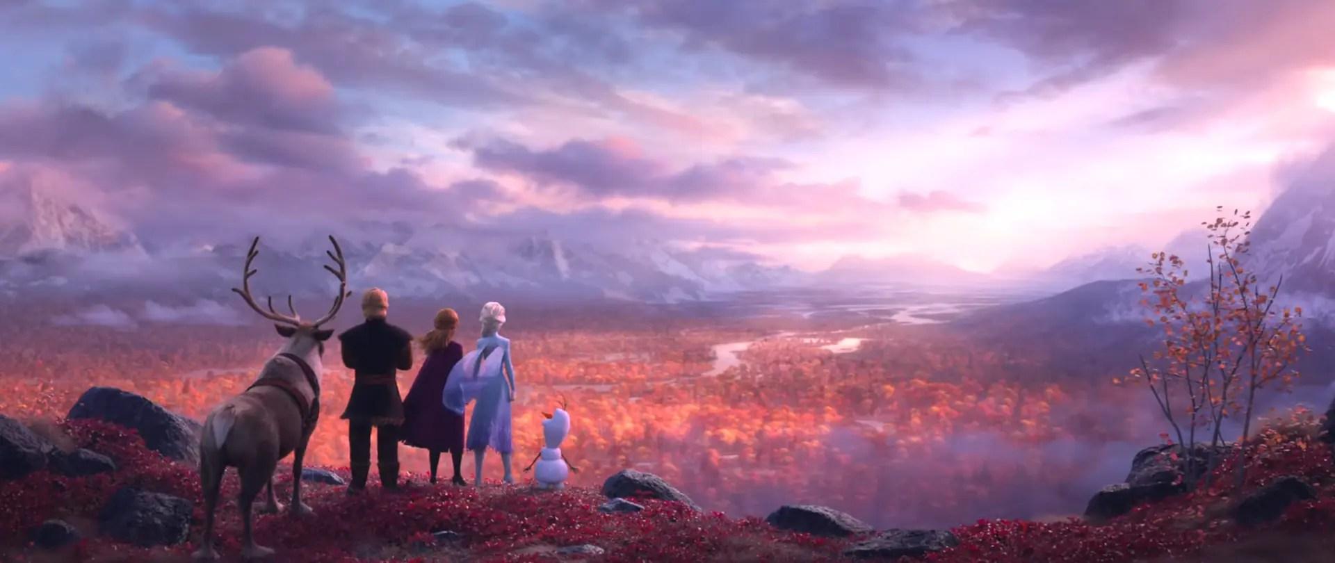 Estreno de Frozen 2 | Trailer y Nuevas Imágenes (2019)