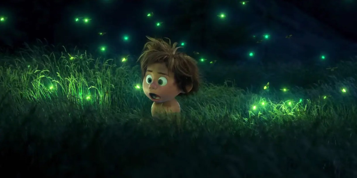 lighting 3d - iluminación 3d pixar