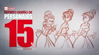Photo of Curso Experto en Diseño de Personajes | 5 BECAS