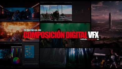 Photo of 10 Técnicas de Composición Digital en VFX