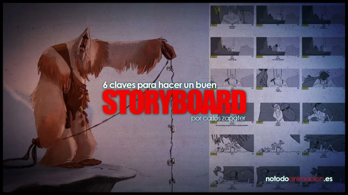 como hacer un storyboard