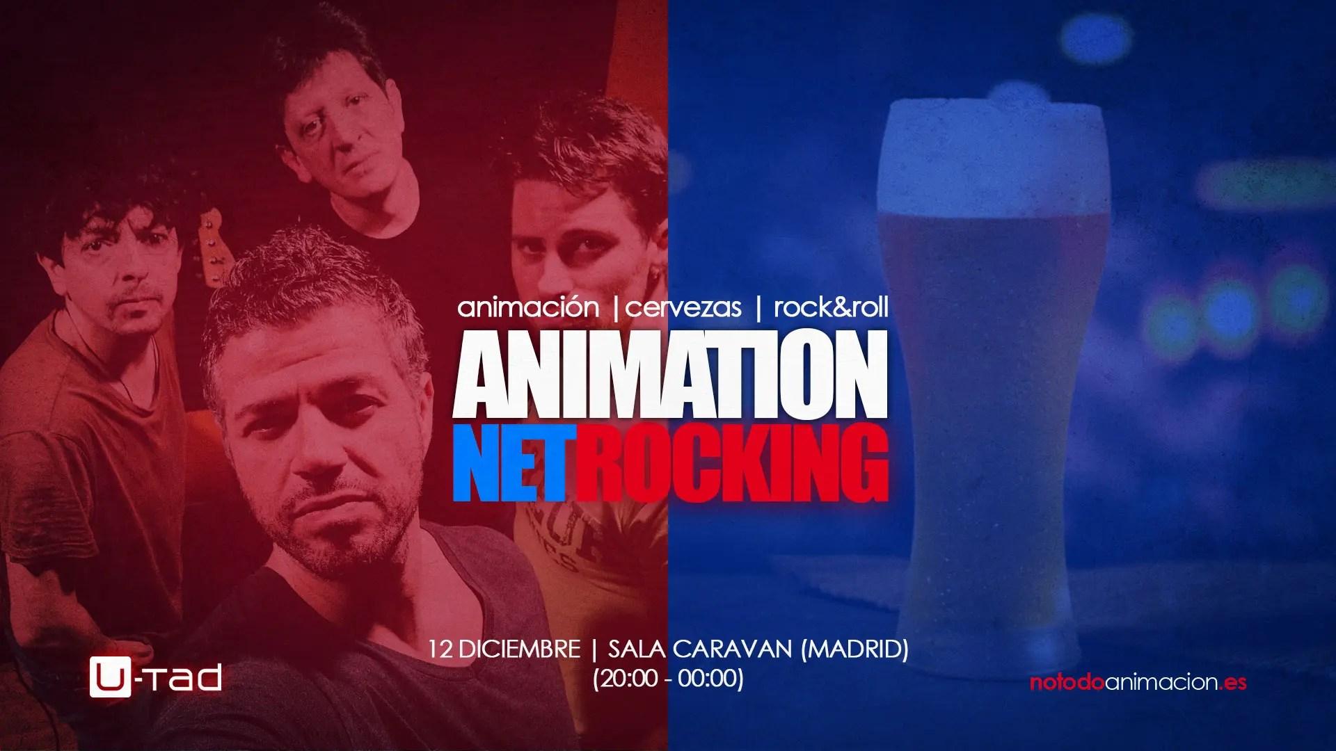 Networking | Animación, Cervezas y Rock&Roll