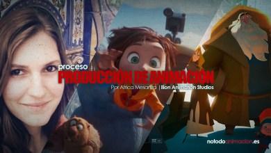 Photo of El proceso de la Producción de Animación | Según África Mesanza
