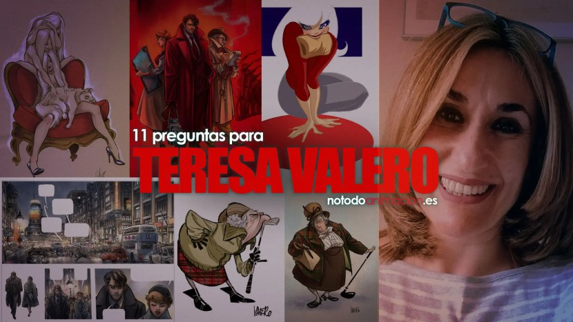 Teresa valero entrevista
