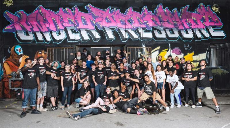 Underpressure International de Graffiti 2016