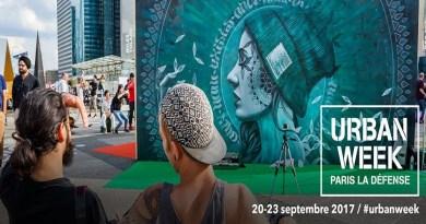 Retour en images sur le festival Urban Week Festival de Paris – La Défense 2017