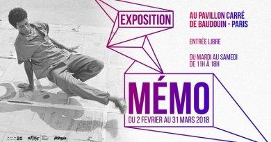 L'Exposition MÉMO , Un voyage anecdotique au sein du Hip Hop parisien