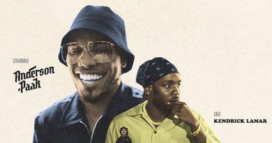 ANDERSON .PAAK – Tints ft. Kendrick Lamar