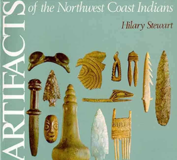 Artifacts of the Pacific Northwest Coast Indians - No Trace Boek Aanbevelingen