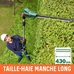 taille haies a manche long lidl
