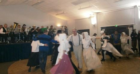 Ars-en-Ré - Danses rétaises - Mardi gras - 17 février 2015