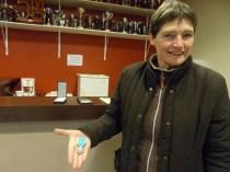 Médaille argent Geneviève Palvadeau - janvier 2016