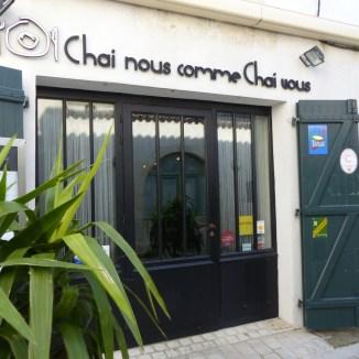 Restaurant Chai nous comme Chai vous
