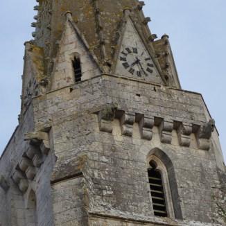 Eglise de Sainte-Marie de Ré - 28 mars 2016
