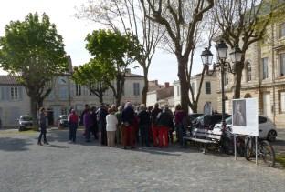 Patrimoine - Visite flash Saint-Martin - 19 avril 2016