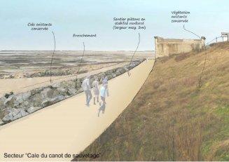 Digue des Doraux - Avant-Projet - Source Conseil départemental - Novembre 2015