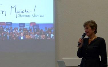 Saintes - Atelier-débat En Marche ! 15 décembre 2016.