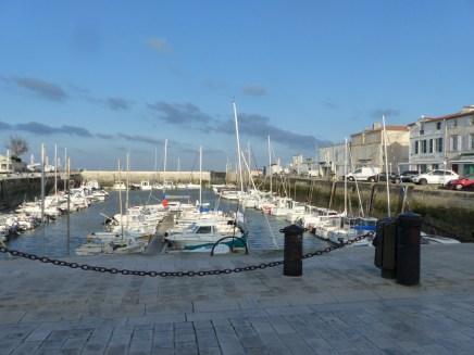 Port de La Flotte - 29 novembre 2016.