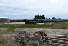 Ferme des Baleines - Vieux déchets sur site - 30 juillet 2018