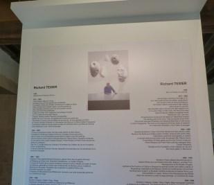 Expo Zao Wou-Ki - Richard Texier - Musée Ernest Cognacq Saint Martin de Ré - 5 août 2018
