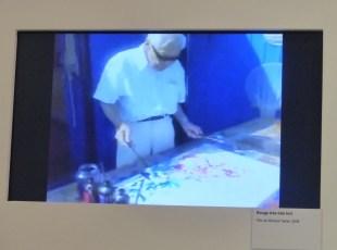 Expo Zao Wou-Ki - Film Richard Texier - Musée Ernest Cognacq - 5 août 2018