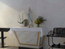 Eglise Ars - Autel - 8 novembre 2018