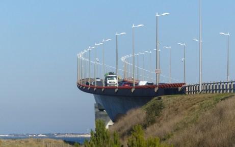 Pont de l'île de Ré - 21 novembre 2018