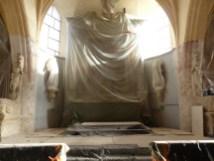 Ars-en-Ré - Travaux église - Christ ressuscité - 10 janvier 2019