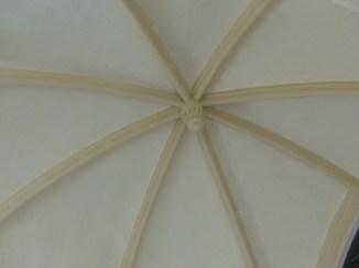 Ars-en-Ré - Travaux église - Voutes repeintes - 10 janvier 2019
