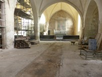- Eglise - Chantier - 10 jan