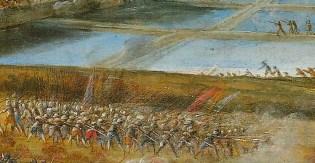 Laurent de La Hyre - Bataillon d'infanterie anglaise
