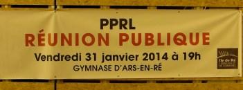PPRl - Réunion publique - 31 janvier 2014