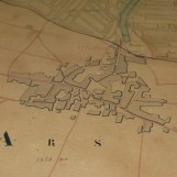 Carte canton nord île de Ré - 1907