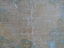 Carte marais canton nord île de Ré - 1913
