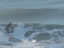 Session de surf - décembre 2013