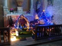 Crèche du Bois-Plage - décembre 2013