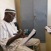 Tasséré Dianda, premier adjoint d'Arbollé - 13 février