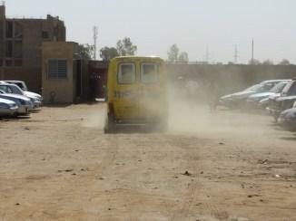 Premières poussières d'Afrique - 14 février