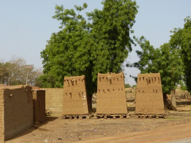 Burkina Faso - Greniers