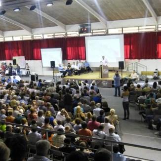 Mobilisation contre le futur PPRL