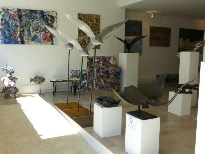 Galerie Bernard Frigière - Rue du Havre Ars-en-Ré
