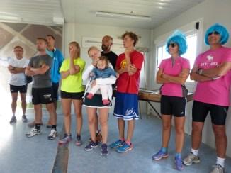 Concurrents Gros Sel-athlon - Loix - 23 août 2014
